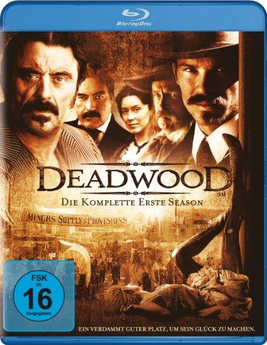 Deadwood - Season 1 [Blu-ray]