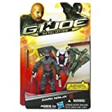 Dark Ninja GI Joe Retaliation Wave 2 Action Figure