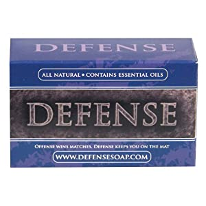 Defense Soap 4oz. Bar