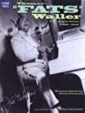"Thomas ""Fats"" Waller : The Great Solos, 1929-1937"