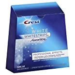 Crest 3D White Whitestrips Dental Whitening Kit, Professional Effects, 20 ct.