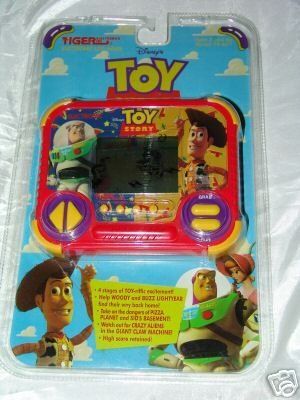 Buy Tiger Disney Toy Story Handheld Game