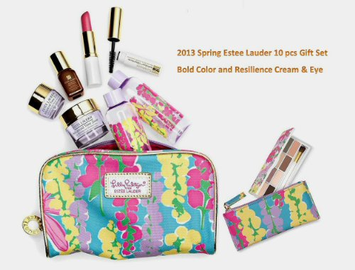 Estee Lauder 2013 Spring Collection 10 pcs Skin