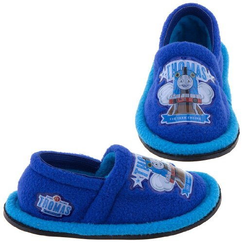 Cheap Thomas the Tank Engine Aline Slippers for for Toddler Boys (B009TH3VCO)