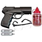 Crosman Pro 77 BB Pistol Pack