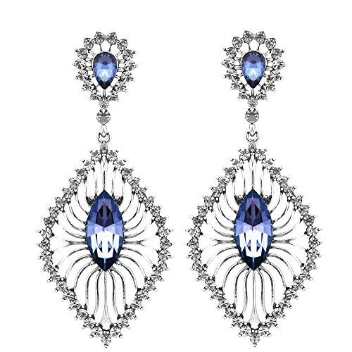 mr-ribbt-womens-fashion-jewelry-drop-shapped-zircon-earings