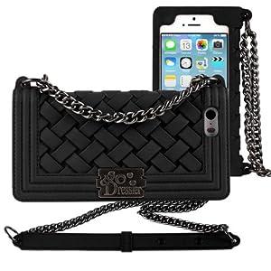 Amazon.com: Dressier Braid Purse Wallet Design Case for