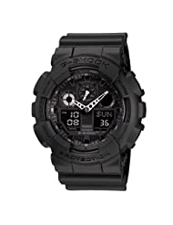Casio G-Shock (Black & White Series) GA-100-1A1DR (G270) Watch - For Men
