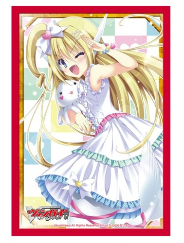 "Bushiroad Sleeve Collection Mini Vol.117 Card Fight! Vanguard ""Duo Aria"" White - 1"