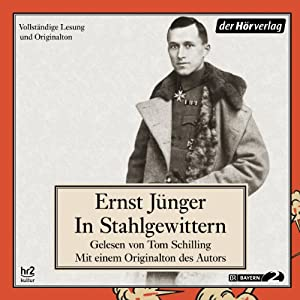 In Stahlgewittern Audiobook