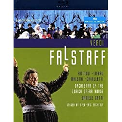 Verdi: Falstaff [Blu-ray]