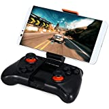 Hello Zone Exclusive Bluetooth Mobile Gamepad Mobile Game Remote Mobile Game Controller For HTC One E9s Dual Sim