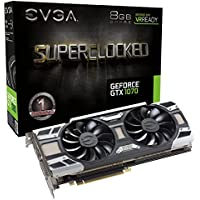 EVGA GeForce GTX 1070 SC 8GB Gaming Graphics Card + NVIDIA Gift
