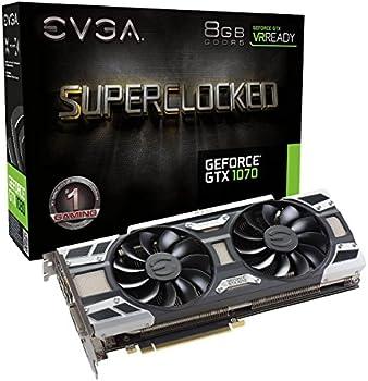 EVGA GeForce GTX 1070 SC 8GB Graphics Card