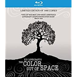 The Color Out Of Space [Blu-ray]