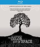 The Color Out Of Space (Limited Edition) [Blu-ray]