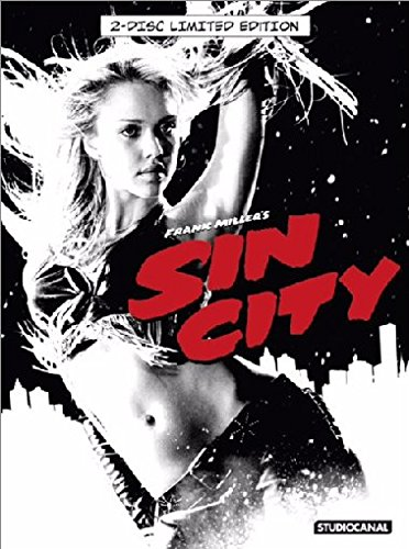 Sin City - Kinofassung + Recut [Blu-ray] [Limited Edition]