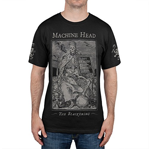 Machine Head - The Blackening Explicit T-Shirt - X-Large (Machine Head Clothing compare prices)
