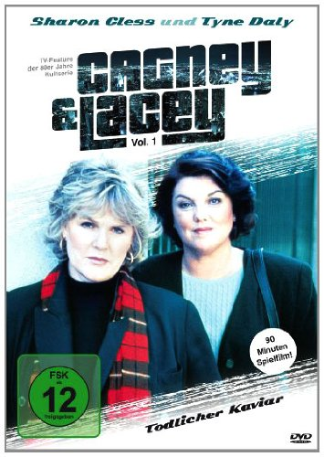 Cagney & Lacey 1 - Tödlicher Kaviar -