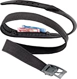 Go Travel Secret Money Belt Bank (Brown & Black, Sorted)