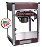 Cineplex-4 Popcorn Machine (Copper, 4-Ounce)