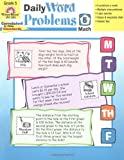 Daily Word Problems, Grade 5 (1557998175) by Jill Norris