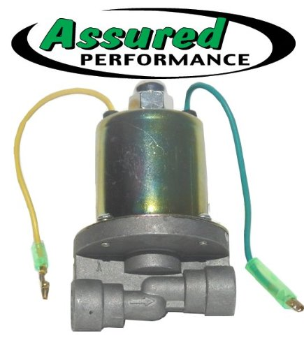 Electric Inline Air Valve Solenoid 12V Solid State-No Plastic-Perfect For Air Horns, Air Suspension, Air Tools