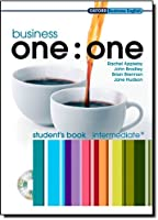 Business one:one Intermediate: Student's Book and MultiROM Pack
