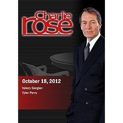 Charlie Rose - Valery Gergiev / Tyler Perry (October 18, 2012)