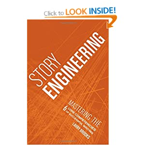 Image: Cover of Story Engineering: Character Development, Story Concept, Scene Construction