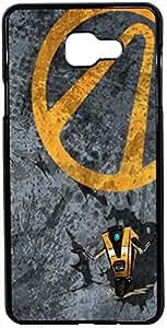 FCS Printed 2D Designer Hard Back Case For Samsung Galaxy A7 (2016) Design-10033