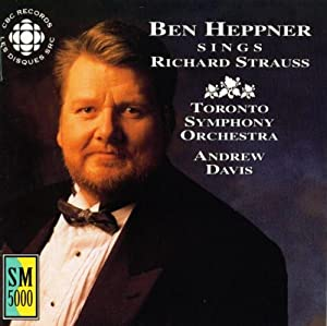 Ben Heppner Sings Richard Stra