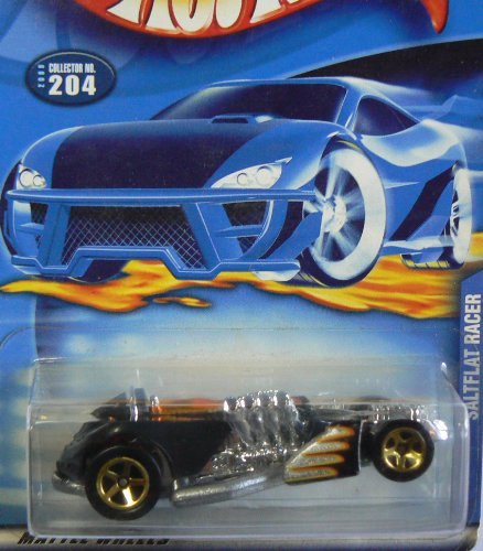 Hot Wheels 2000 #204 Saltflat Racer