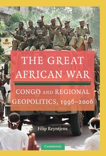 The Great African War: Congo and Regional Geopolitics,