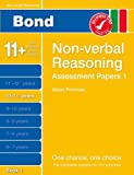 New Bond Assessment Papers Non-Verbal Reasoning 10-11+ Years Book 1 Alison Primrose