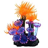 Soft Artificial Resin Coral Fish Tank Aquarium by Changeshopping