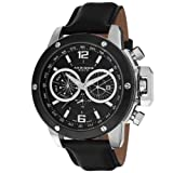 Akribos XXIV Men's AKR469SS Conqueror Multifunction Stainles
