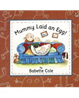 Mummy Laid An Egg! (Red Fox Picture Books)