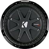 """Kicker 40CWRT121 12"""" CompRT Car Subwoofer"""