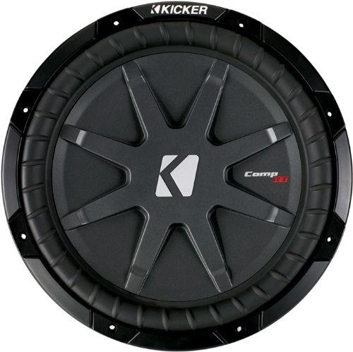 "Kicker 40Cwrt121 12"" Comprt Car Subwoofer"