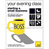 Starting a Small Business (Teach Yourself Your Evening Class)by Vera Hughes