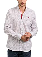 JACK WILLIAMS Camisa Hombre (Blanco)