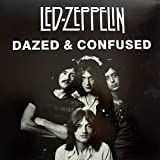 """Dazed and Confused (The 1969 BBC Sessions)"" - RED color vinyl pressing"
