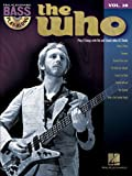 The Who Bass Play-Along Volume 28 BK/CD