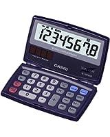 Casio SL100VER Calculatrice de poche pliable conversion euro