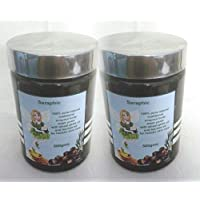 Seraphic 100% Pure Traditional Soapnut Body Wash Paste With Wheat Germ Oil And Tea Tree Oil For Holistic Skin...