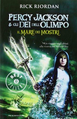Il mare dei mostri Percy Jackson e gli dei dell'Olimpo PDF