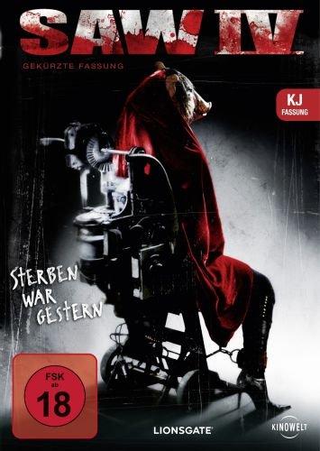 Saw IV [Alemania] [DVD]