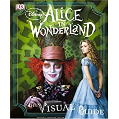 Alice in Wonderland Visual Guide (ハードカバー)