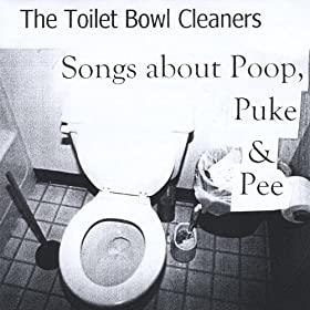 Music For Maniacs The Toilet Bowl Cleaners